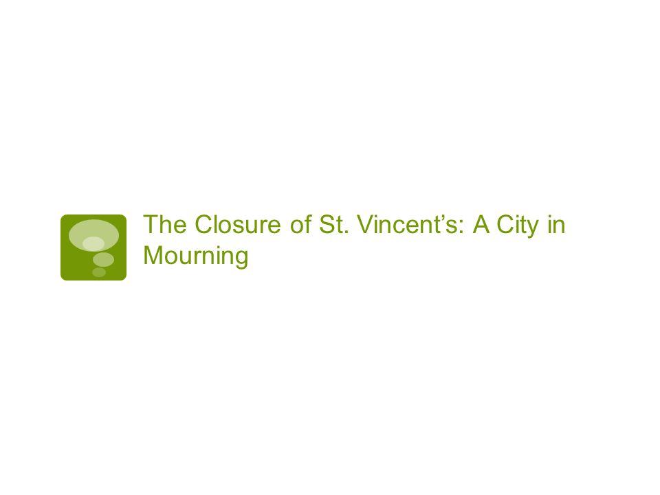 What was St. Vincent's? M. Turman