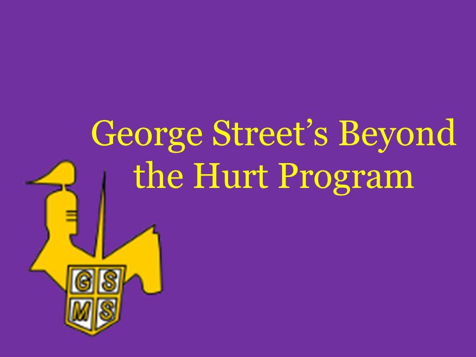George Street's Beyond the Hurt Program