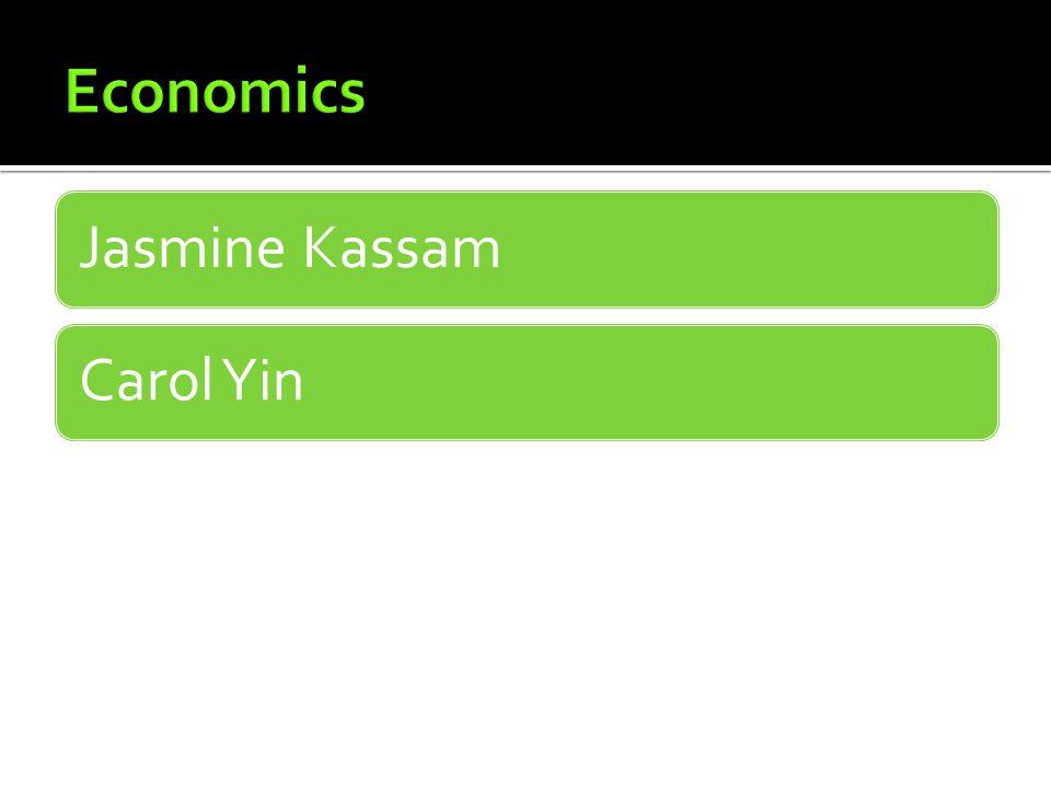 Jasmine KassamCarol Yin