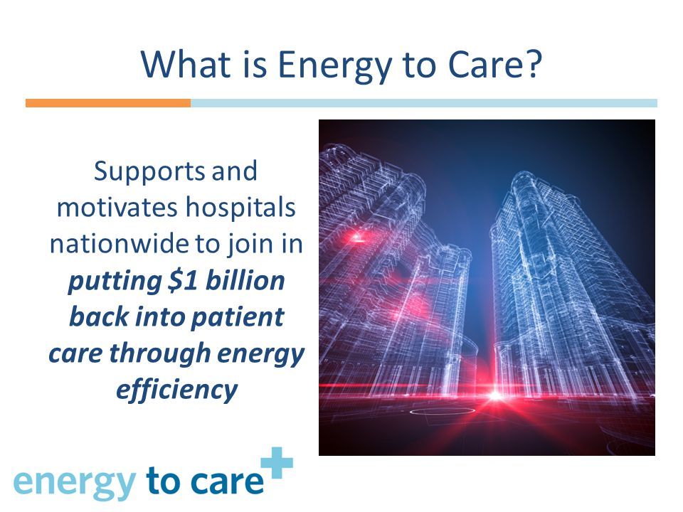 What is Energy to Care.