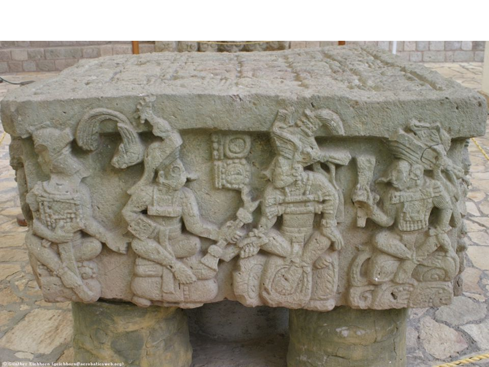 Welcome to Copan. Artifact: Altar Q What is the significance of this artifact.