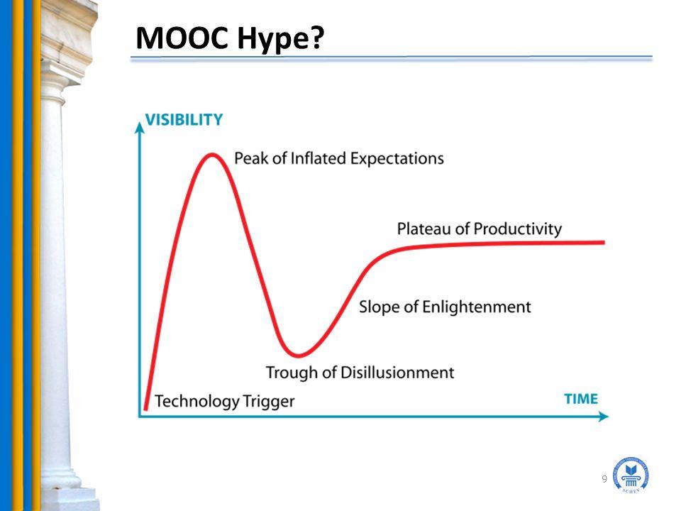 MOOC Hype? 9