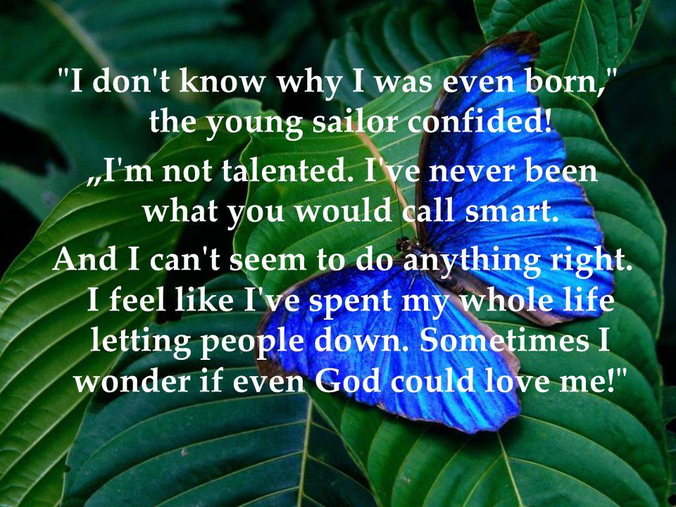 "By CAPT J. David Atwater, CHC, USN Music: Secret Garden ""Awakening"" YOU ARE SPECIAL"