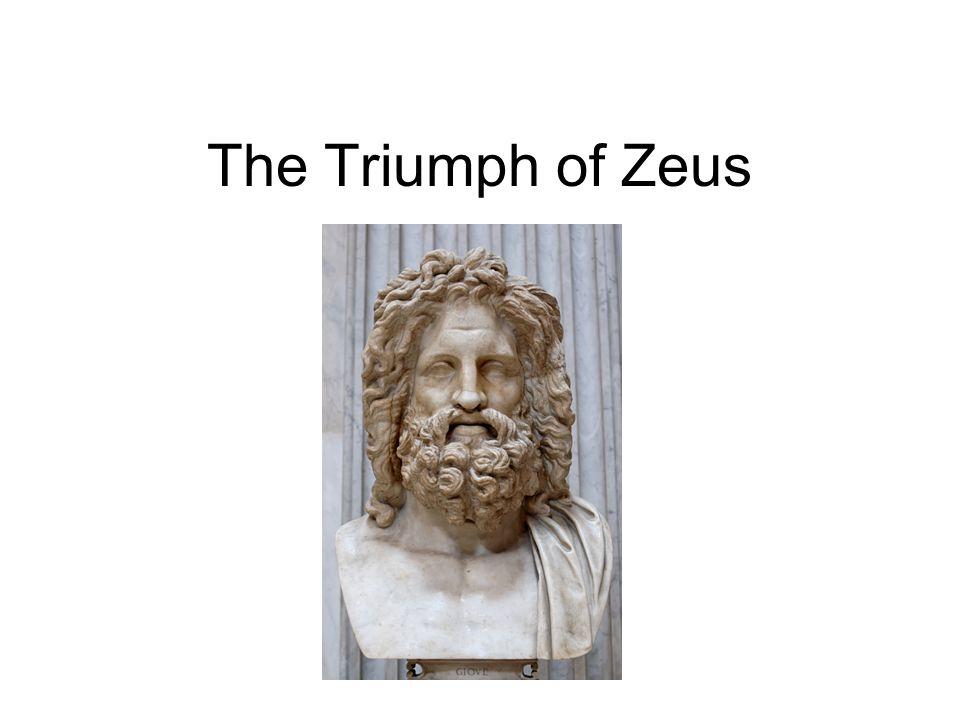 The Triumph of Zeus
