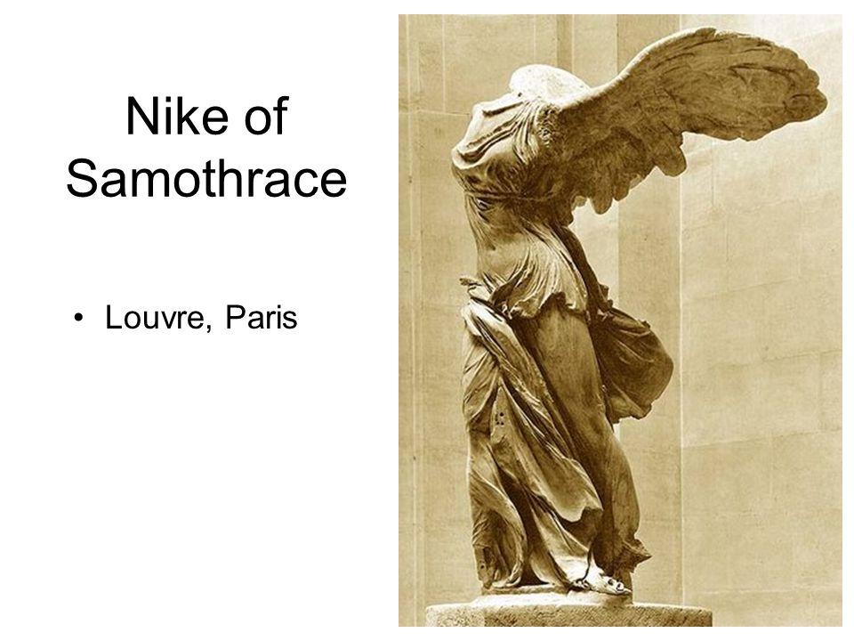 Nike of Samothrace Louvre, Paris