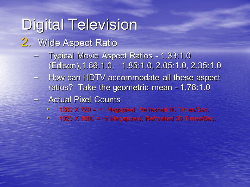 Digital Television 2.