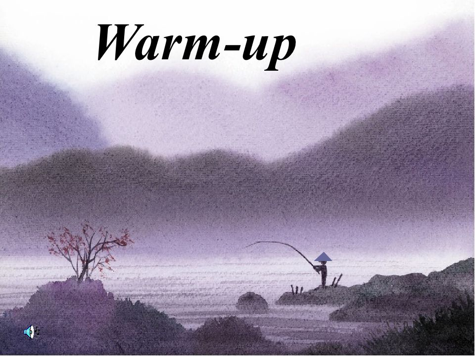 Warm-up Vocabulary Idioms & Phrases Reading-Lines 1~1Reading-Lines 1~18