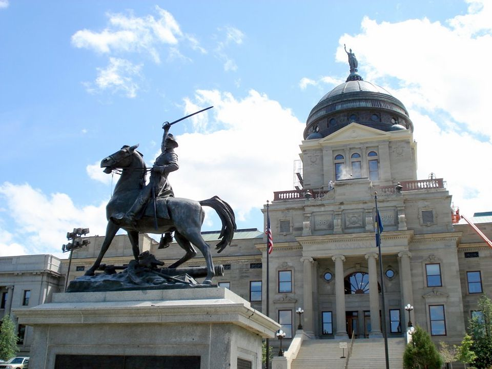 Political Wars, Round 3: Senate Election of 1893 In 1893 the Montana legislature would chose one new U.S.