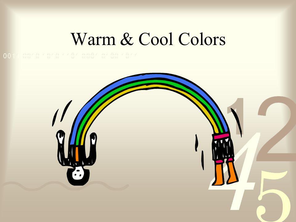 Warm & Cool Colors