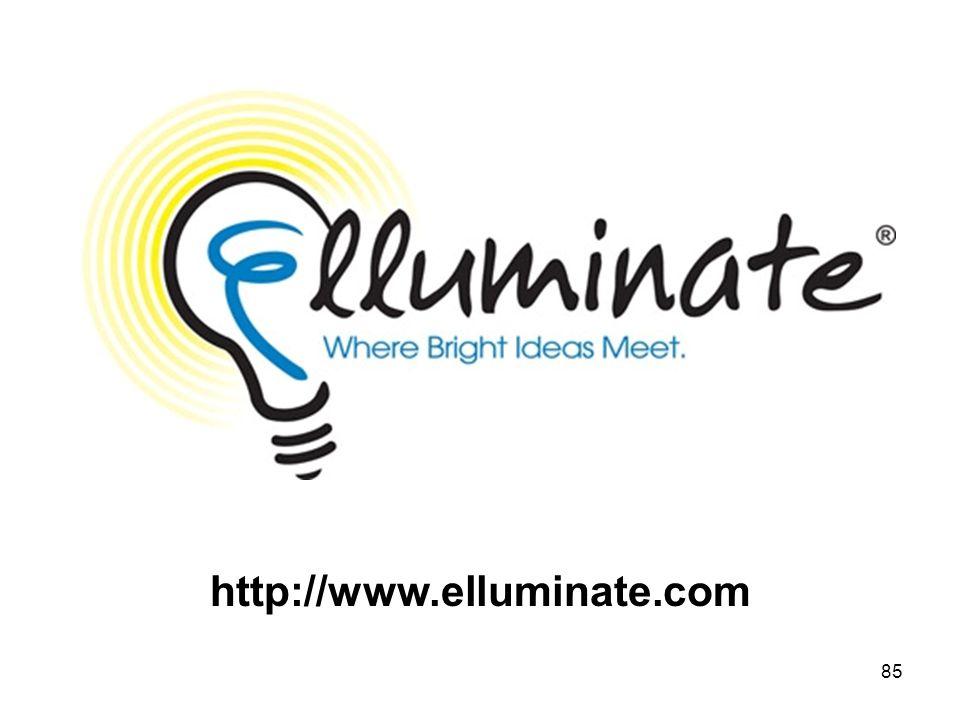 85 http://www.elluminate.com
