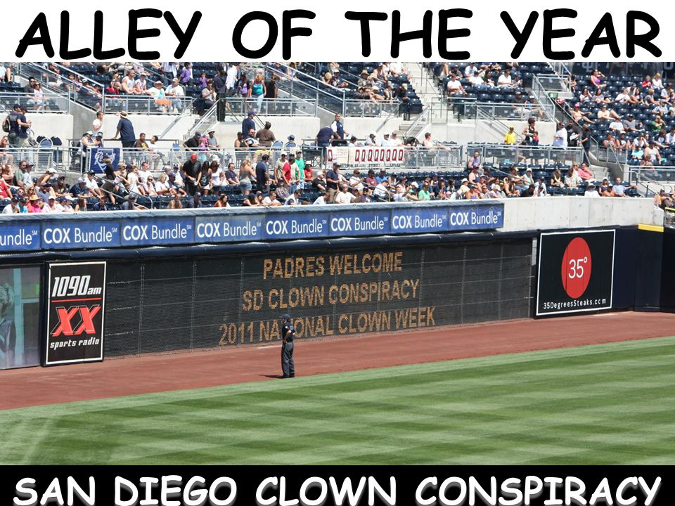 SAN DIEGO CLOWN CONSPIRACY