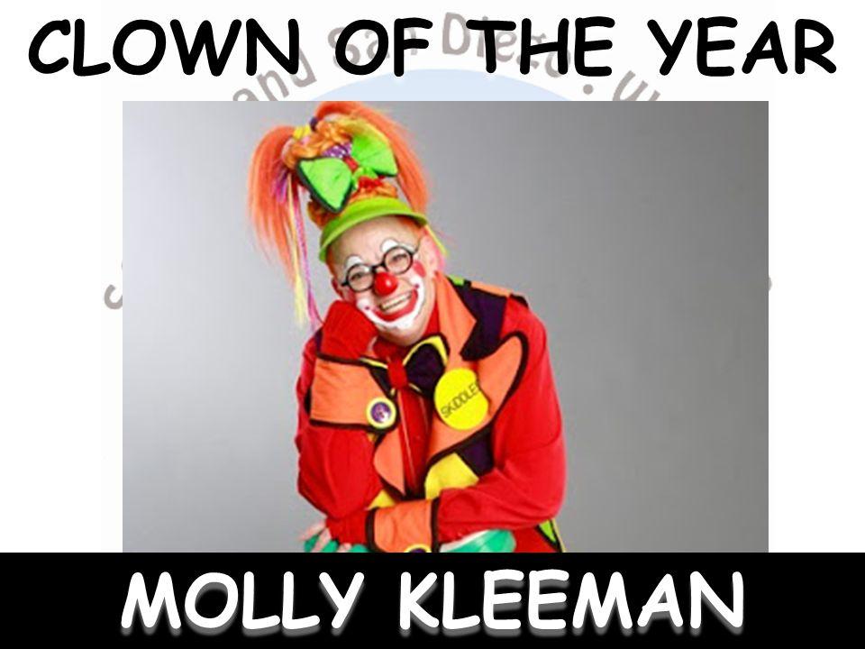 MOLLY KLEEMAN