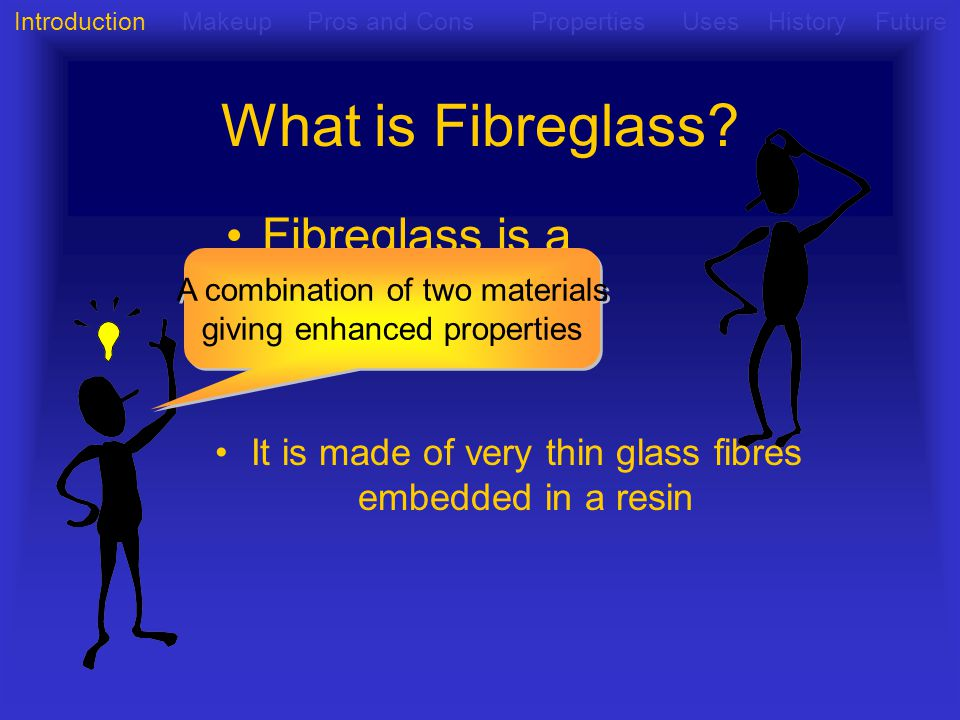 What is Fibreglass.