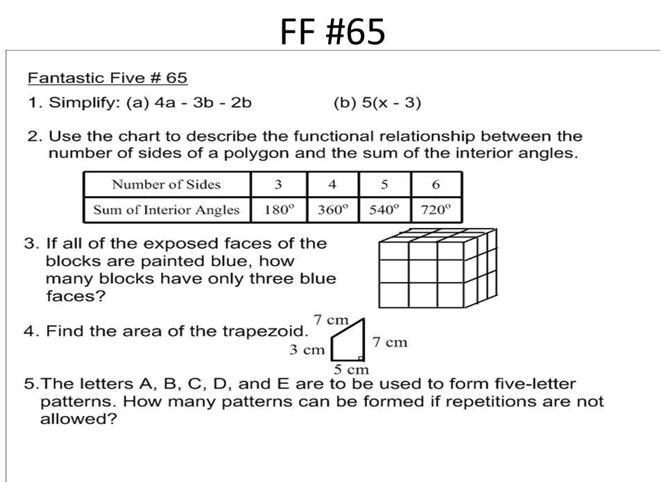 FF #65