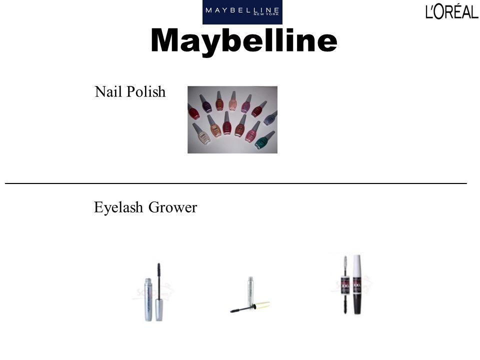 Nail Polish Eyelash Grower _____________________________________________________________________________ Maybelline
