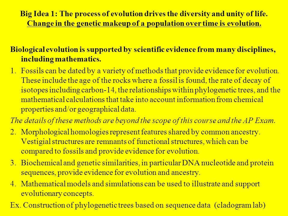 What can cause microevolution in a population.