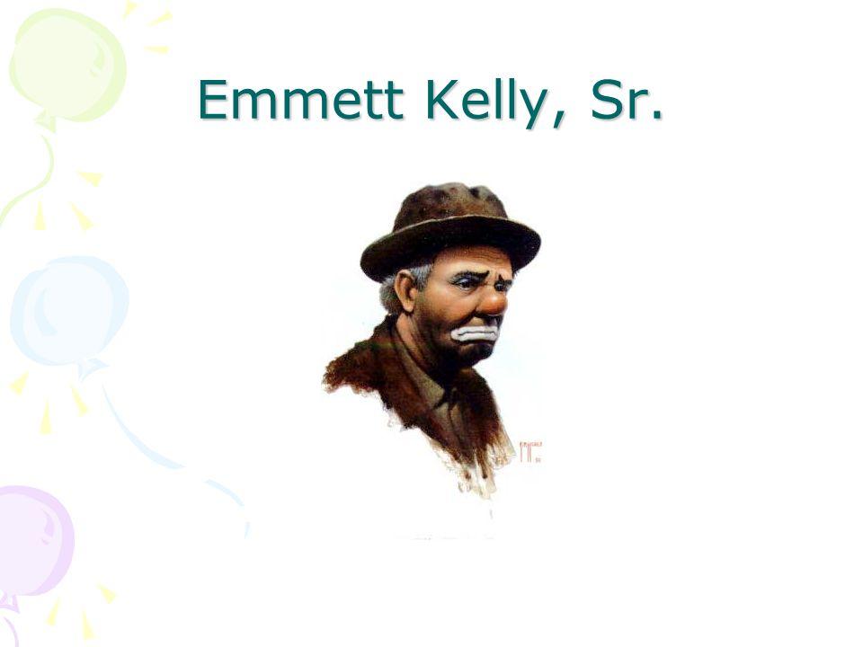 Emmett Kelly, Sr.
