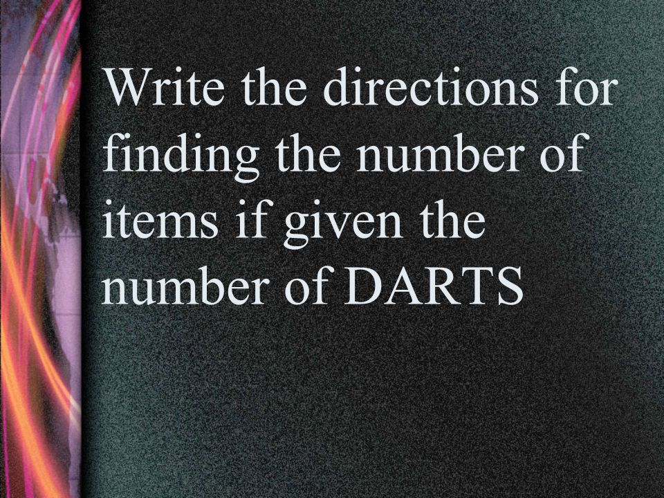 15. How many atoms of silver are in 20 DARTS? _______ 80 47 Ag 107.9