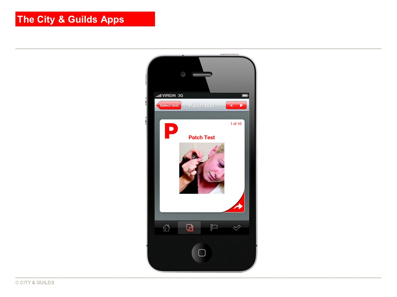 © CITY & GUILDS The City & Guilds Apps