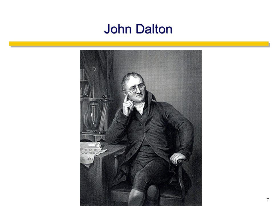 7 John Dalton