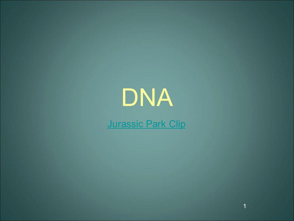 DNA Jurassic Park Clip 1