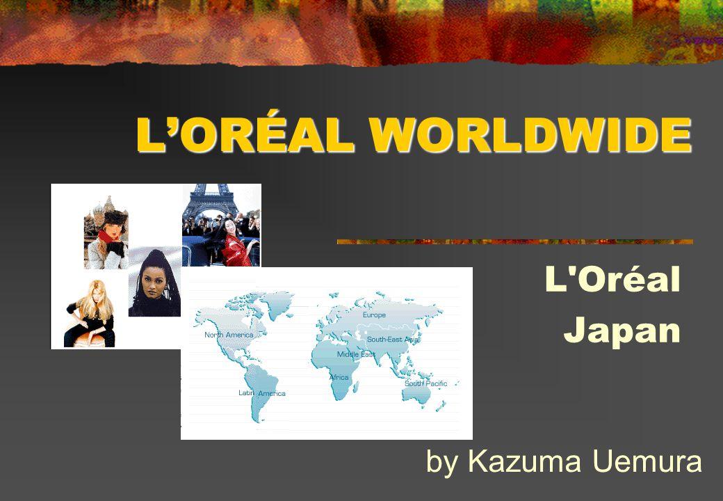 L'ORÉAL WORLDWIDE by Kazuma Uemura L Oréal Japan