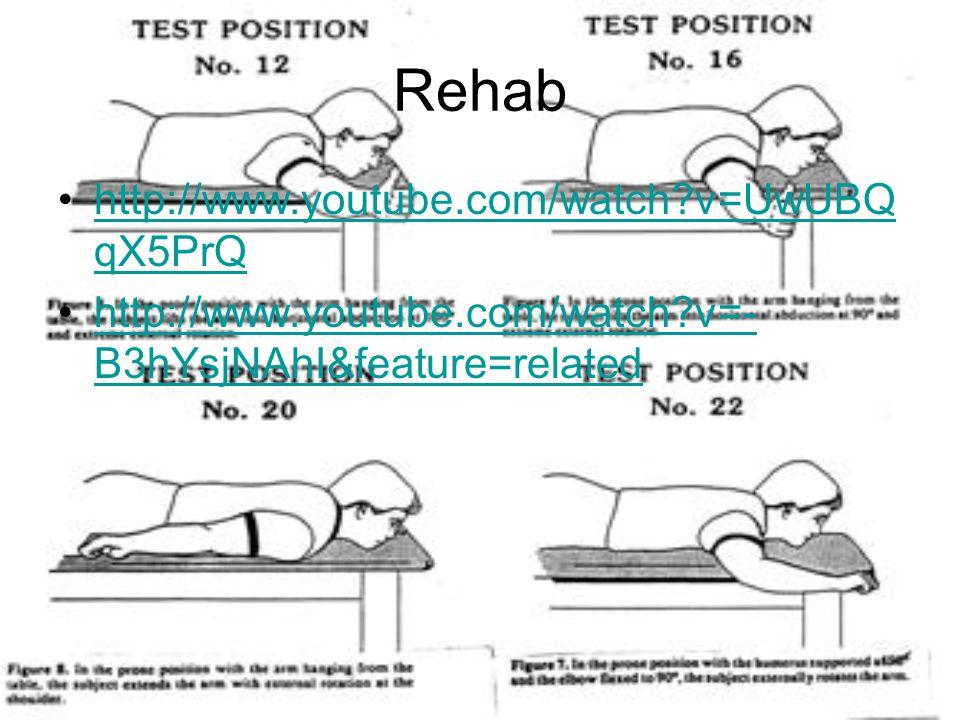 Rehab http://www.youtube.com/watch v=UwUBQ qX5PrQhttp://www.youtube.com/watch v=UwUBQ qX5PrQ http://www.youtube.com/watch v=- B3hYsjNAhI&feature=relatedhttp://www.youtube.com/watch v=- B3hYsjNAhI&feature=related