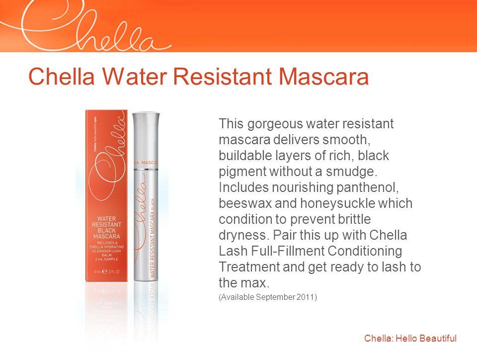 Chella: Hello Beautiful Chella Skin Care Products