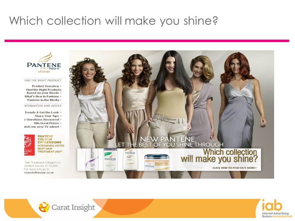 Which collection will make you shine