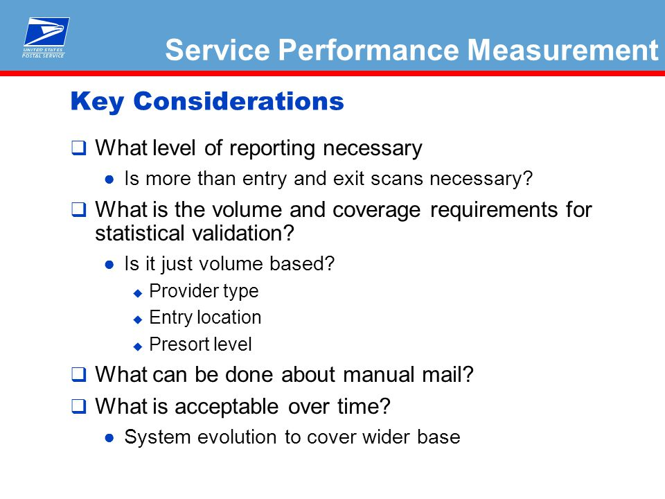 Key Considerations  What level of reporting necessary ●Is more than entry and exit scans necessary.