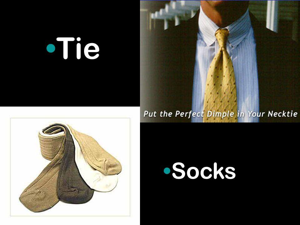 Socks Tie