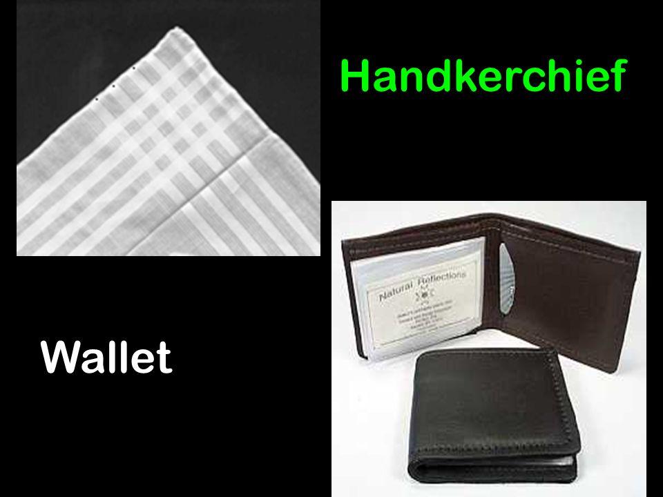 Handkerchief Wallet