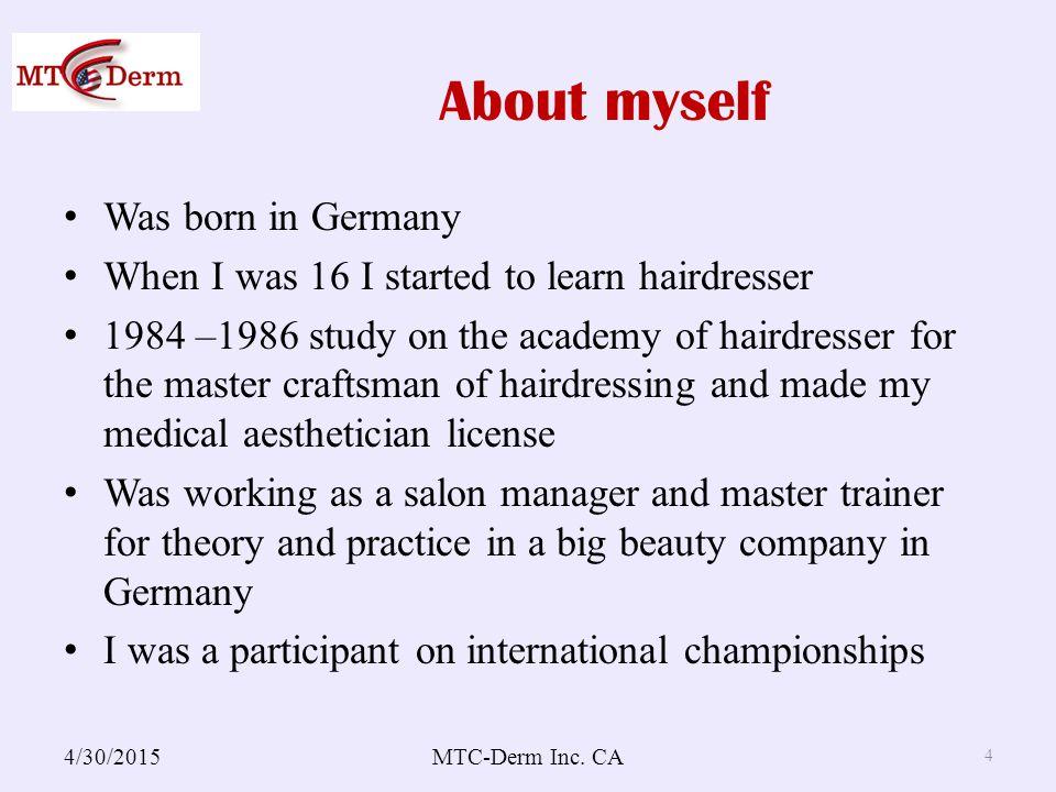 John Hashey about PMU training