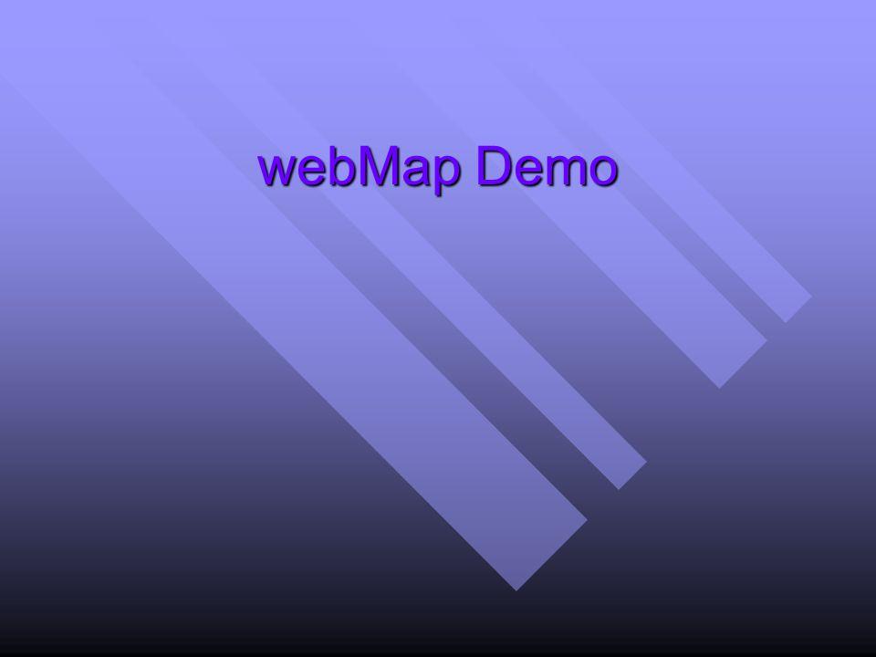 webMap Demo