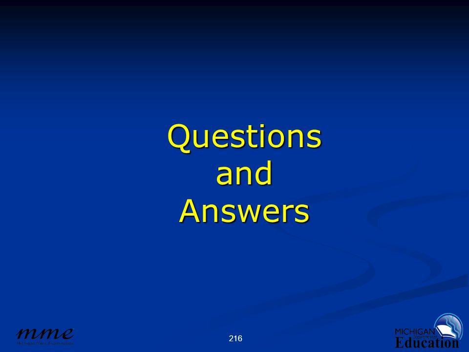 216 QuestionsandAnswers