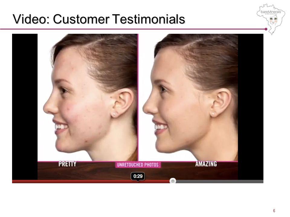 Video: Customer Testimonials 6