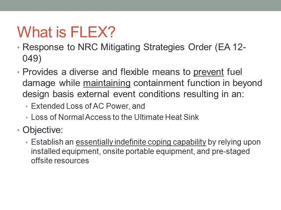What is FLEX.
