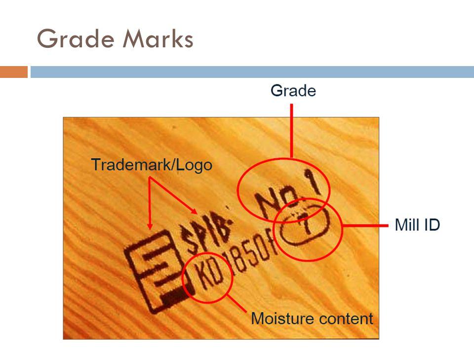 Grade Marks