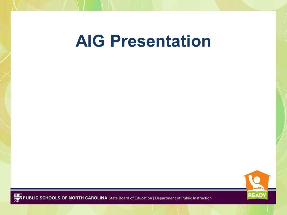 AIG Presentation