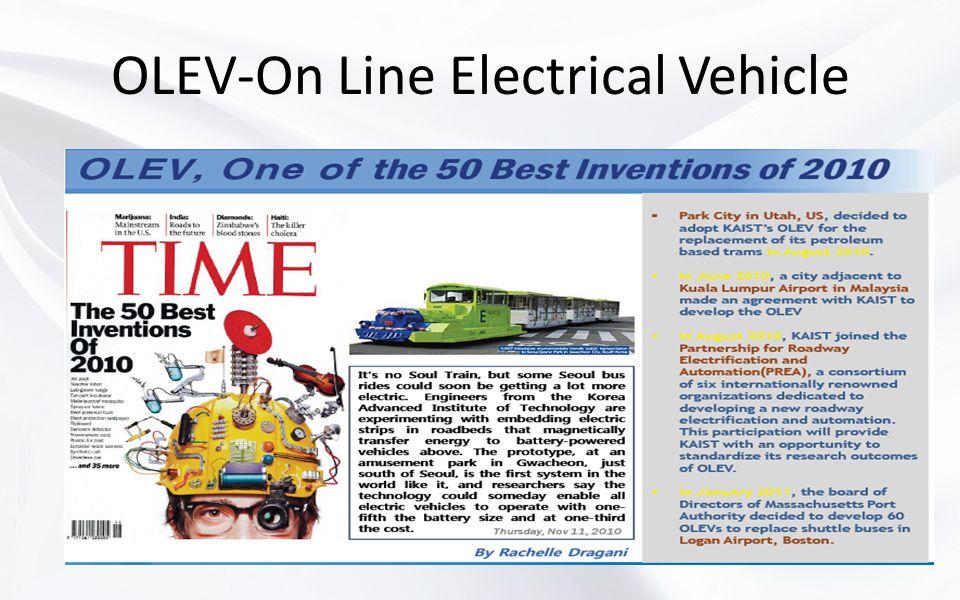 OLEV-On Line Electrical Vehicle Mahmut Kiper