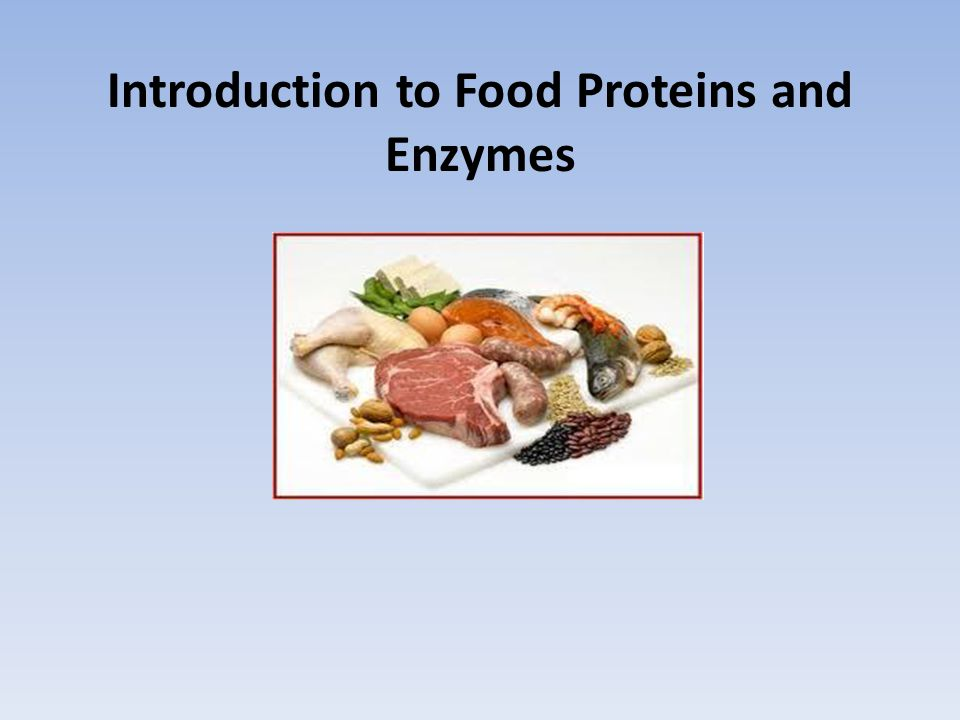 Proteins Proteins are polymers of α-amino acids.