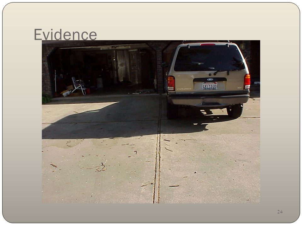 24 Evidence