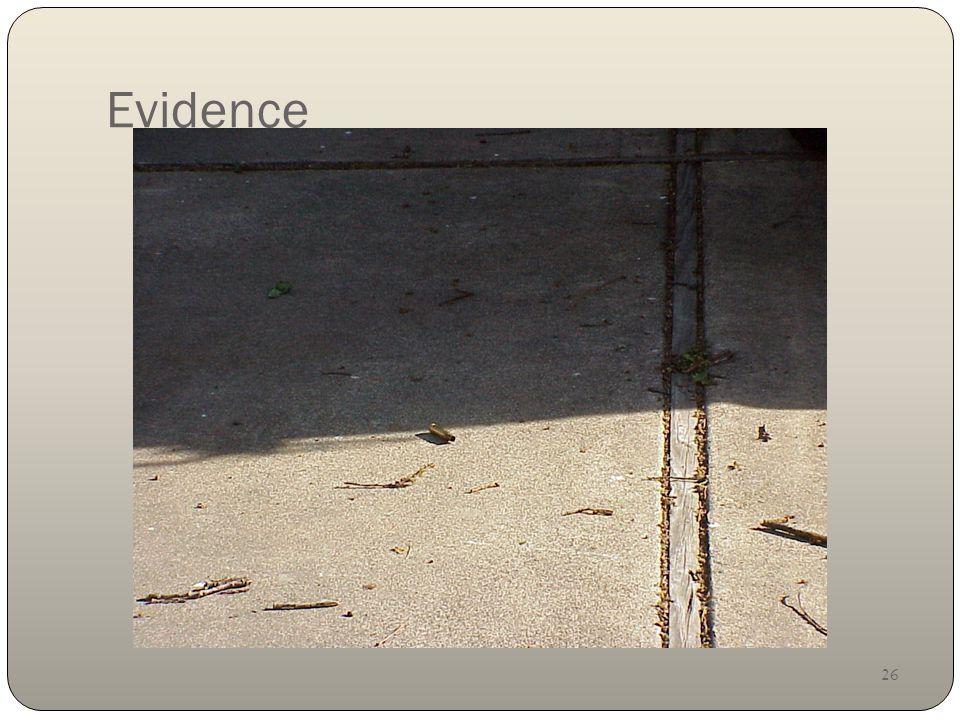 26 Evidence