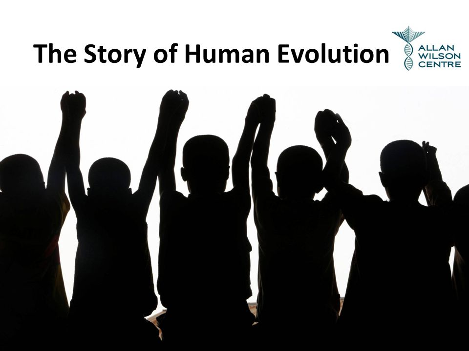 Part 1: From ape-like ancestors to modern humans Part 2: What makes us human.