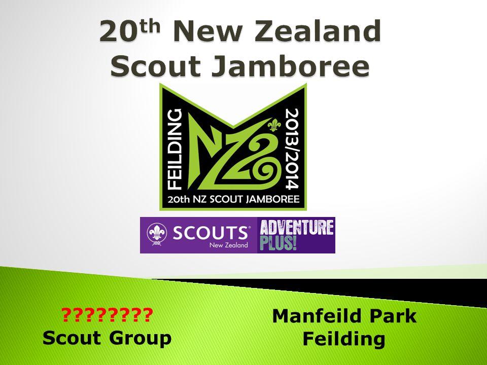 Manfeild Park Feilding Scout Group