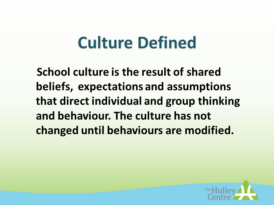 Need for a Collaborative Culture Improving schools require collaborative cultures…Without collaborative skills and relationships, it is not possible to learn and to continue to learn as much as you need to know to improve. Michael Fullan 7
