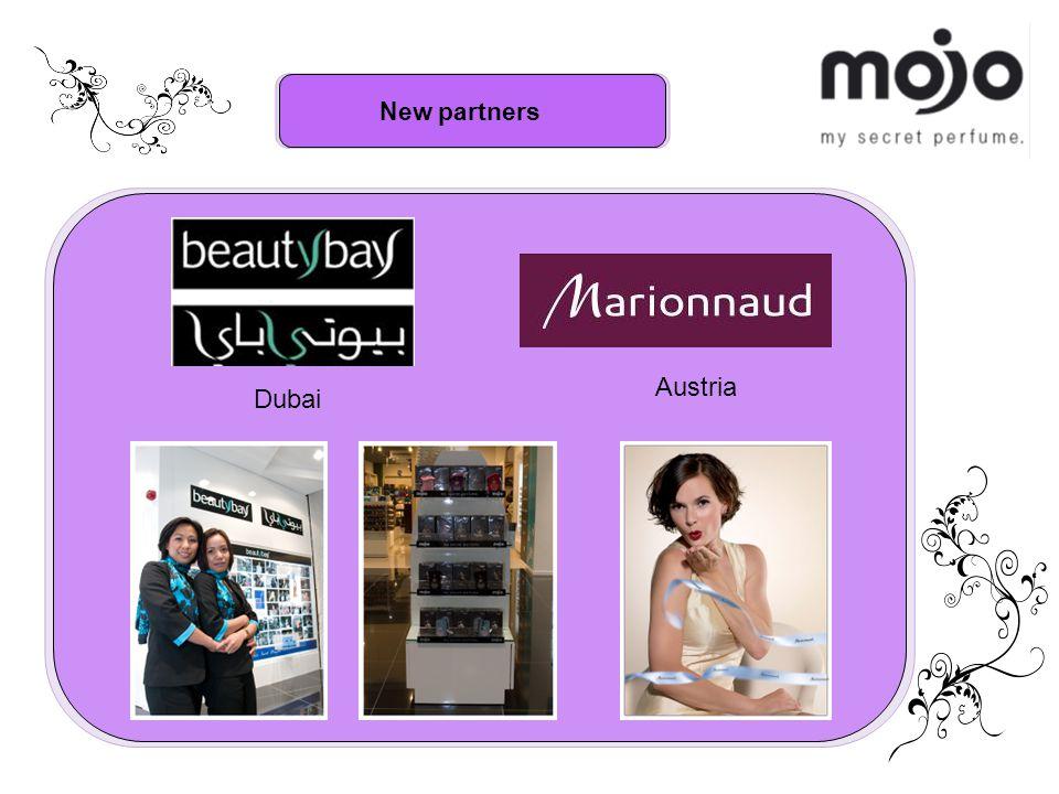 New partners Dubai Austria