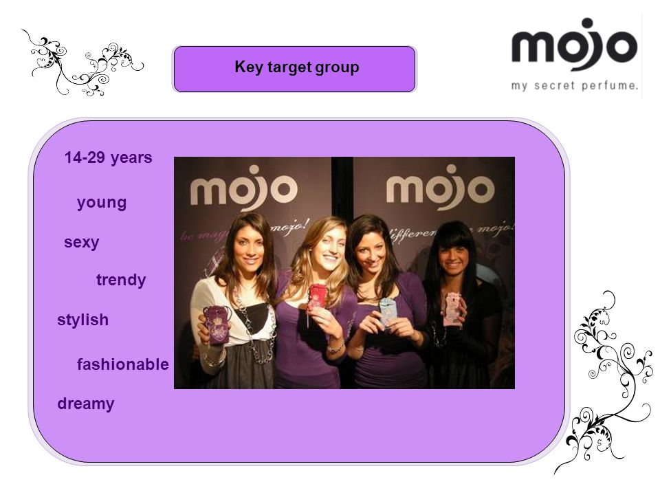 mojo perfume concept sweet Girlie.be candy – be mojo attractive anonym.