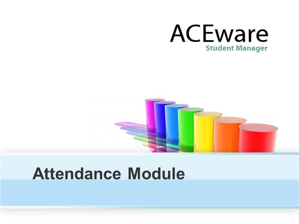Attendance Module
