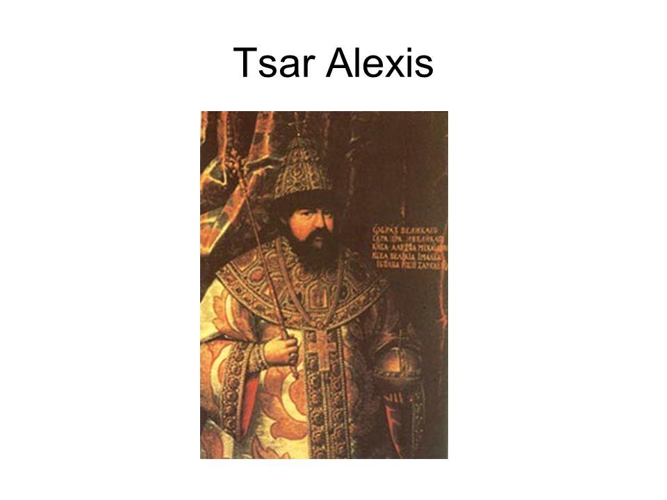 Tsar Alexis